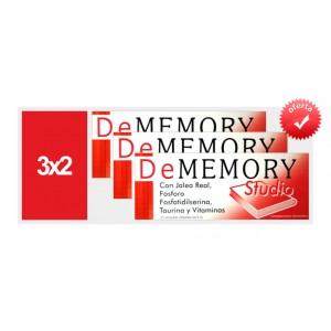 ** Promo 3x2 ** DeMemory Studio 20 ampollas