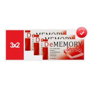 ** Promo 3x2 ** DeMemory Studio 30 cápsulas