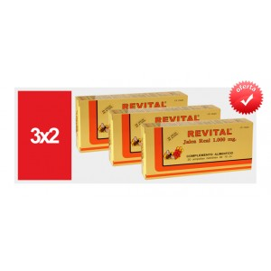** Promo 3x2 ** Revital Jalea Real Viales
