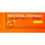 Revital Vitaminado Viales.