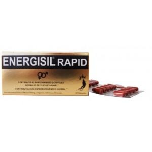 ** Promo 2x1 ** Energisil Rapid 30 Cápsulas