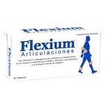 Flexium Articulaciones 60 Cápsulas (Descuento del 17%)