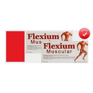 ** Promo 2ª Ud 60% de descuento ** Flexium Muscular 60 capsulas