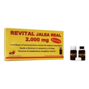Revital Jalea Real 2.000 mg Viales