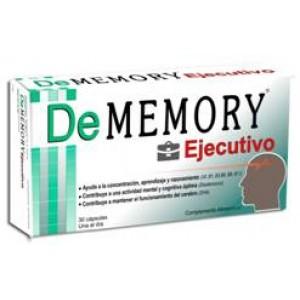 DeMemory Ejecutivo 30 capsulas (-10%)
