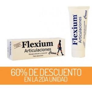 ** PROMO 2ª Ud 60%  de descuento ** Flexium Articulaciones Crema 75ML